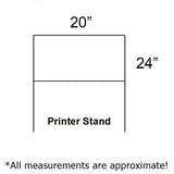 Printer Stand (Fed-Ex)