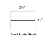 Printer Stand Small (JMU)