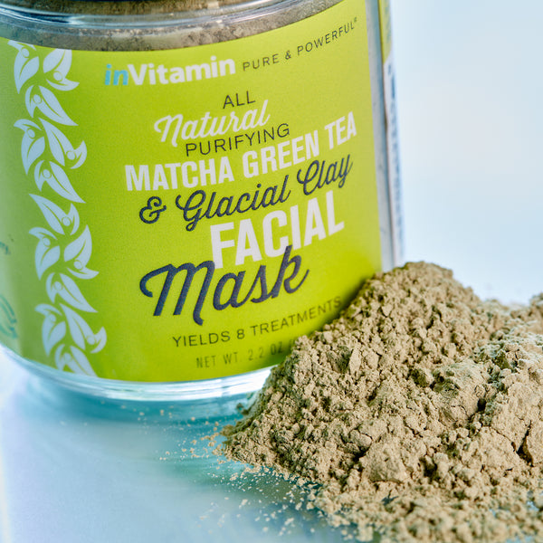 Matcha Tea Face Mask