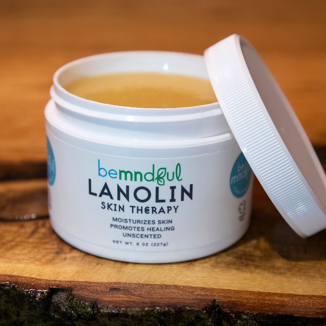 Pure Lanolin Skin Therapy