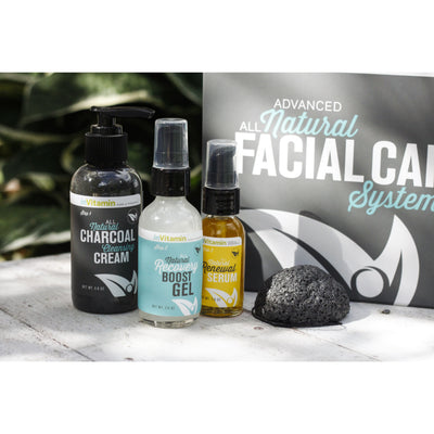 Natural Facial Care View