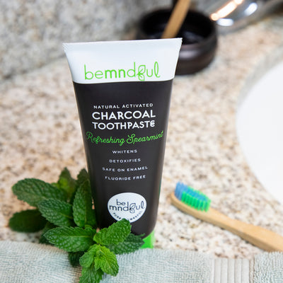 15% OFF Toothpaste Starter Pack (Spearmint)
