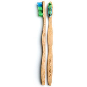 WooBamboo Soft Toothbrush (Standard Handle)