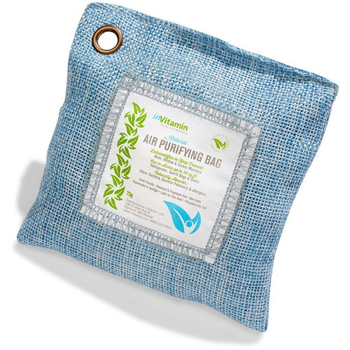 Charcoal Air Purifying Bag (Small)