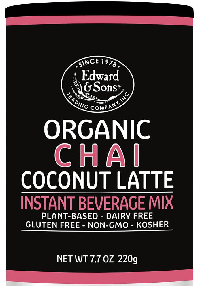 Edward & Sons™ Organic Chai Coconut Latte Mix <BR> (BUY ONE, GET ONE FREE)