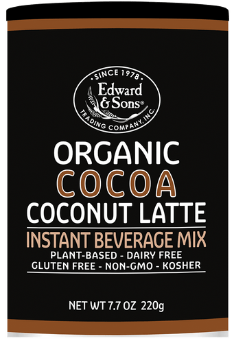 Edward & Sons™ Organic Cocoa Coconut Latte Mix