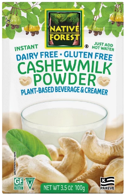 Native Forest® Dairy Free Cashew Milk Powder