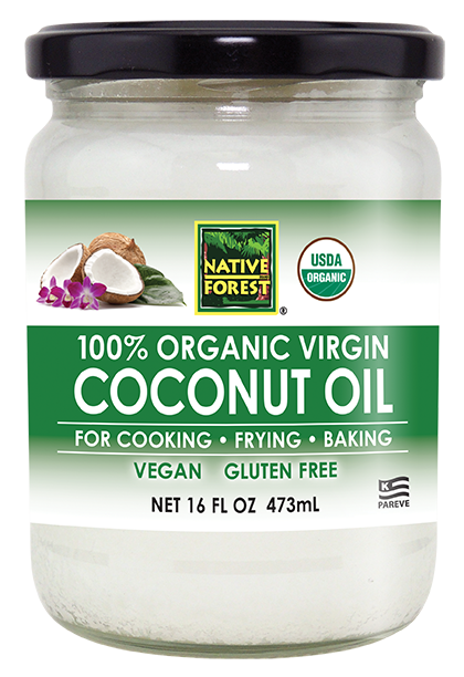 Native Forest® Organic Virgin Coconut Oil