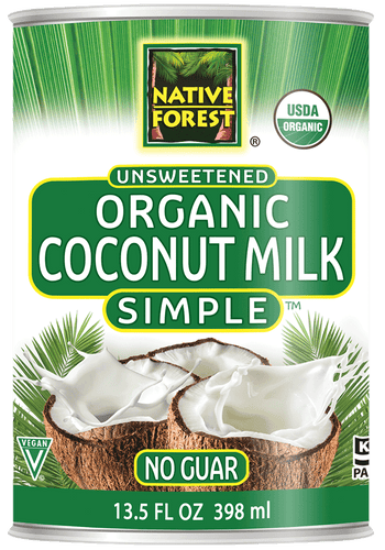 Native Forest® Organic Unsweetened Simple Coconut Milk