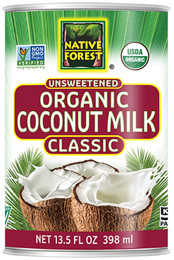 Native Forest® Organic Unsweetened Classic Coconut Milk