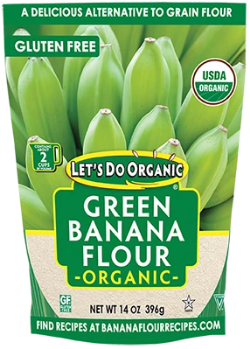 Let's Do Organic® Green Banana Flour