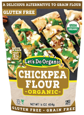 Let's Do Organic® Chickpea Flour