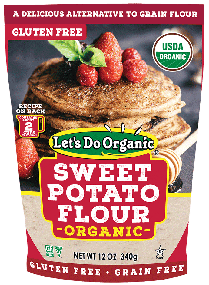 Let's Do Organic® Sweet Potato Flour