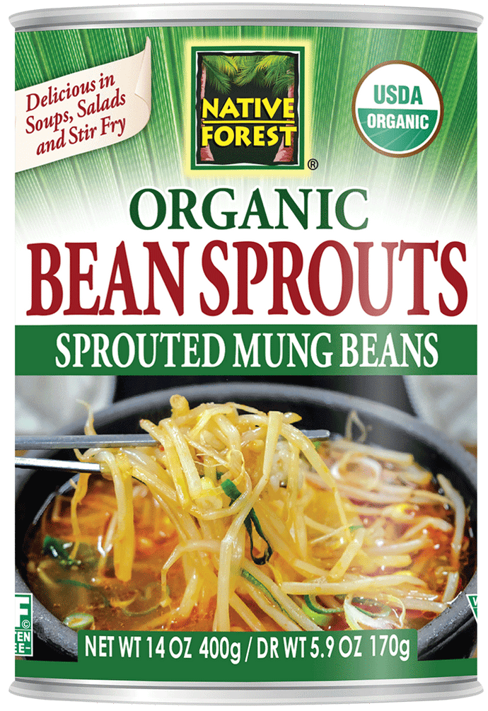 Native Forest® Organic Bean Sprouts