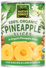 Native Forest® Organic Pineapple Slices
