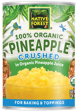 Native Forest® Organic Crushed Pineapple