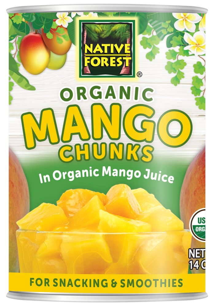 Native Forest® Organic Mango Chunks