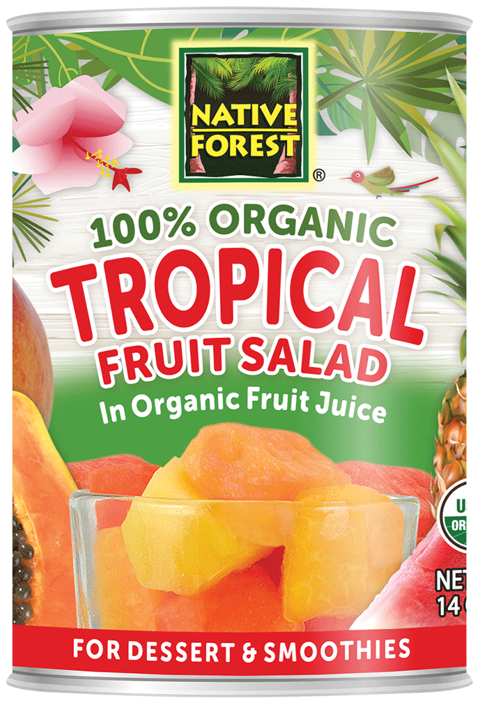 Native Forest® Organic Tropical Fruit Salad