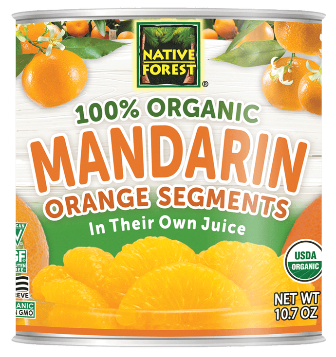 Native Forest® Organic Mandarins