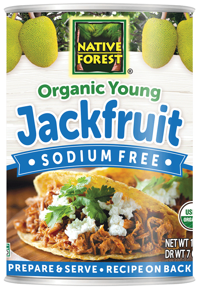 Native Forest® Sodium Free Organic Young Jackfruit
