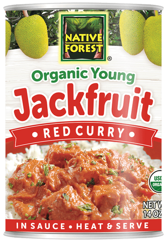 Native Forest® Red Curry Organic Young Jackfruit