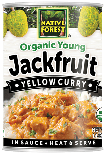 Native Forest® Yellow Curry Organic Young Jackfruit