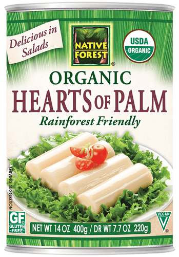 Native Forest® Organic Hearts of Palm