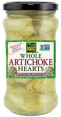 Native Forest® Whole Artichoke Hearts