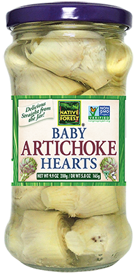 Native Forest® Baby Artichoke Hearts