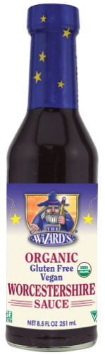 The Wizard's™ Organic Gluten Free Vegan Worcestershire