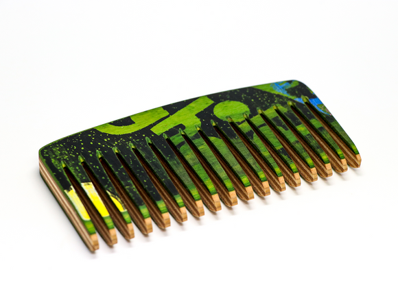 Skateboard Beard Comb