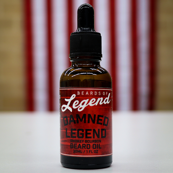 The Damned Legend Beard Oil