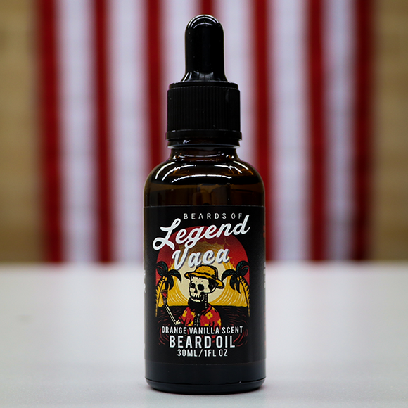 Vaca Beard Oil 1 FL OZ Bottle