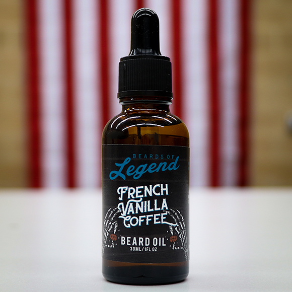French Vanilla Beard Oil