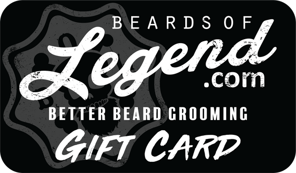 Beards of Legend Gift Card