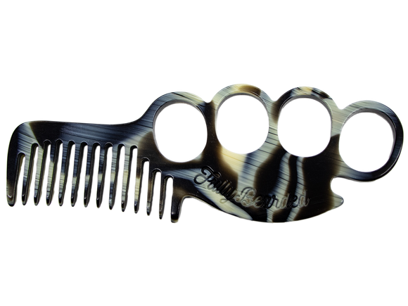 Knuckled Beard Comb (LIMITED TIME ONLY)