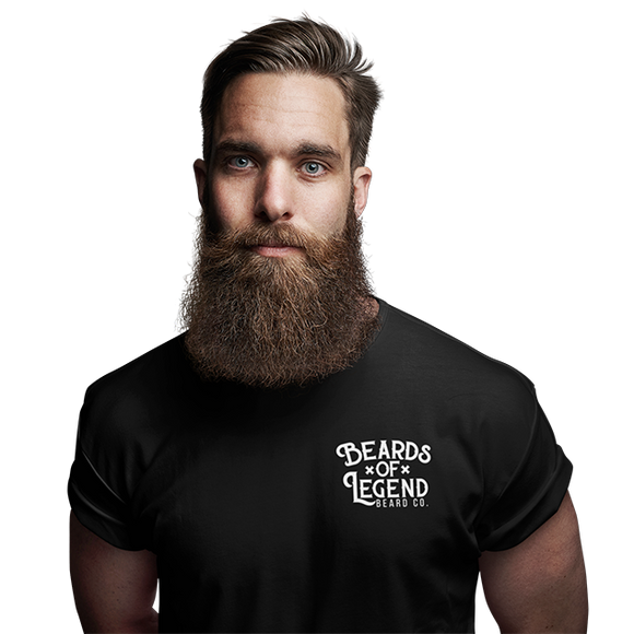 Beards Of Legend Beard Co Short Sleeve T-shirt