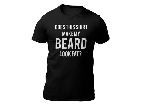 Fat Beard Short Sleeve T-shirt