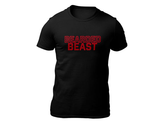 Bearded Beast Short Sleeve T-shirt
