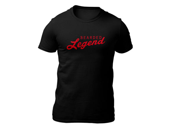 Bearded Legend Short Sleeve T-shirt