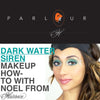 Halloween How-To: Dark Water Siren Make-Up