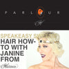 Halloween How-To: Speakeasy Sweetie Hair