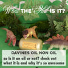 What the Hell is It?: Davines Oil Non Oil