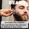 Beardology: Shaping the Cheeks