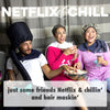 Netflix & Chill: Hair Treatment How-to