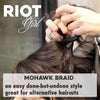 Riot Girl: Mohawk Braid