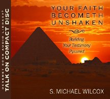 Your Faith Becometh Unshaken Building Your Testimony Pyramid  Audio CD - GoodFlix