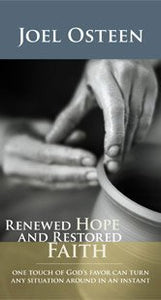 RENEWED HOPE AND RESTORED FAITH DVD