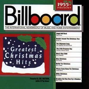 Billboard Greatest Christmas Hits: 1955-Present  Audio CD - GoodFlix