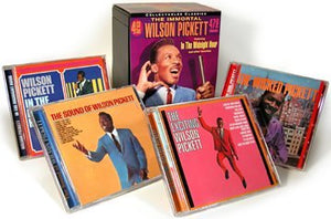 Pickett, Wilson - The Immortal Wilson Picket (4-CD Box Set)